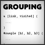 CSS : Grouping dalam CSS