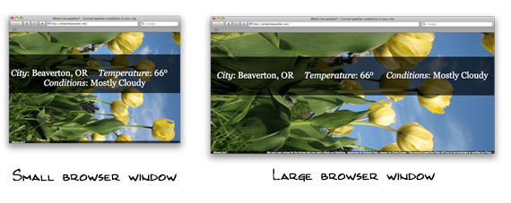 How To: Resizeable Background Image | CSS-Tricks