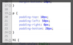 Thumbnail for #47: CSS Shorthand