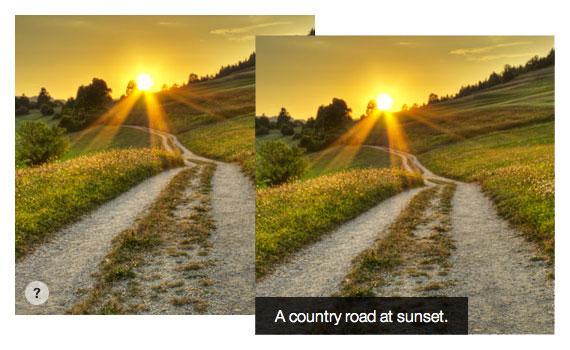 Slide In Image Captions | CSS-Tricks