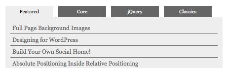 Better Linkable Tabs | CSS-Tricks