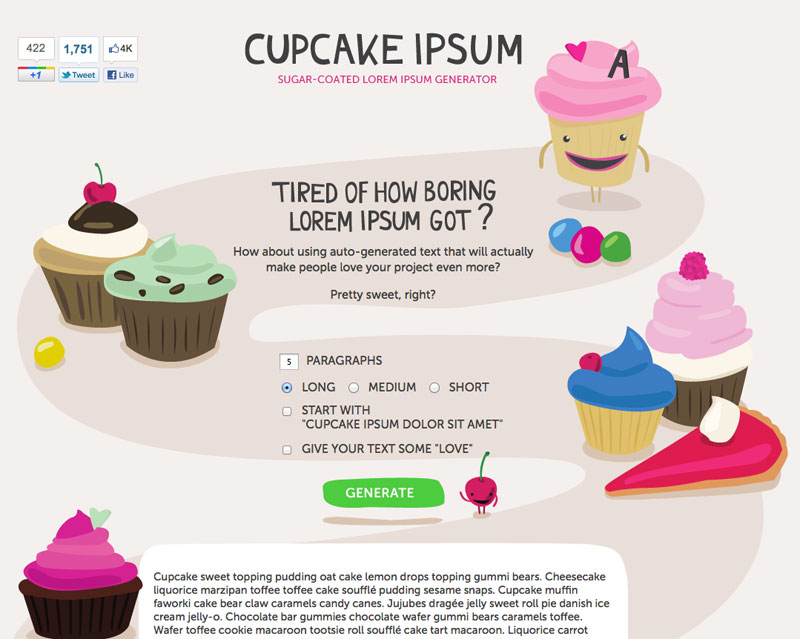 Lots of Ipsum | CSS-Tricks