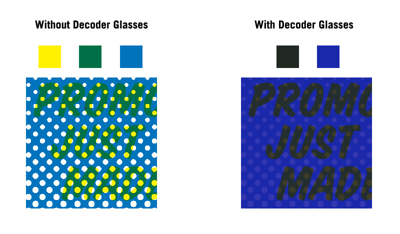 Designing for Decoder Glasses, Print and Web | CSS-Tricks