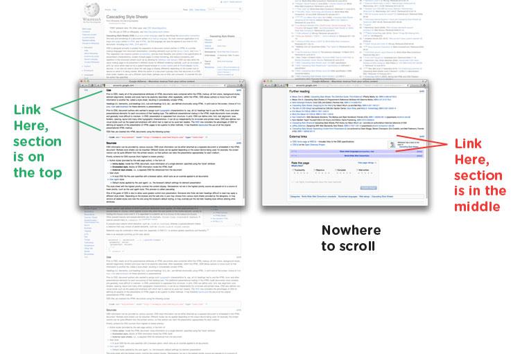 On :target | CSS-Tricks