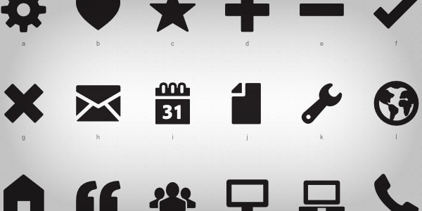 The Big List of Flat Icons & Icon Fonts | CSS-Tricks