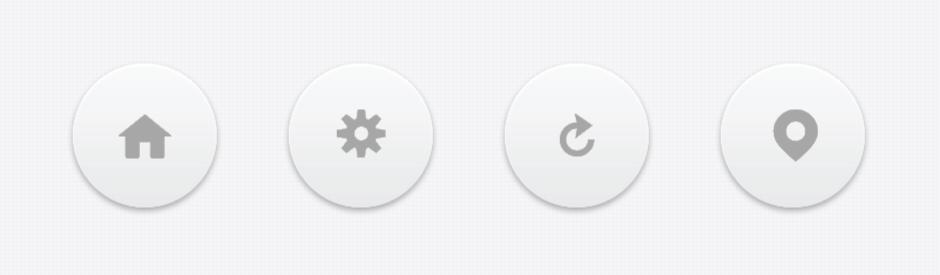 Crafting Minimal Circular 3D Buttons with CSS | CSS-Tricks