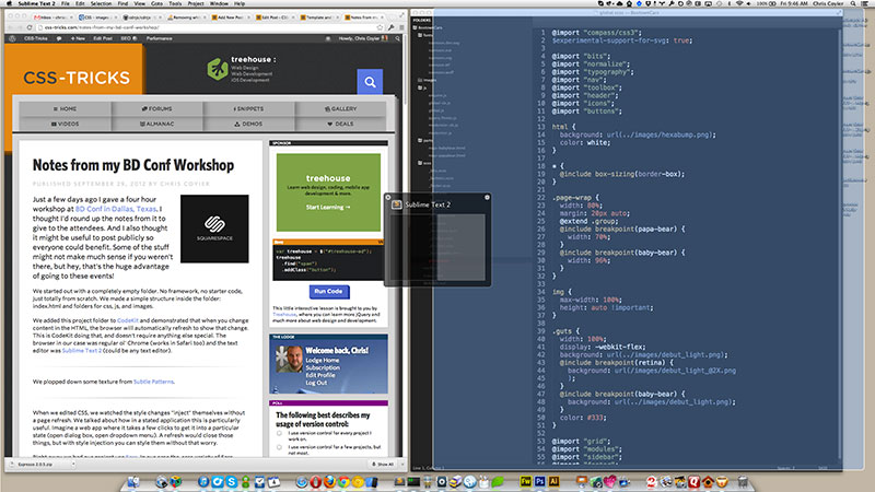 dreamweaver css not showing in browser