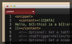 Thumbnail for #120: A Sublime Text Snippet for Media Query Mixins