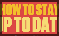 Thumbnail for #125: How To Stay Up To Date With Web Technology