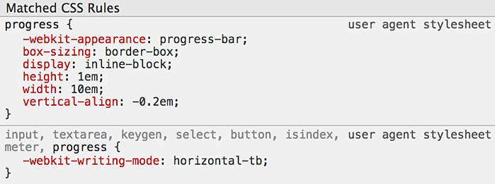 The HTML5 progress Element | CSS-Tricks