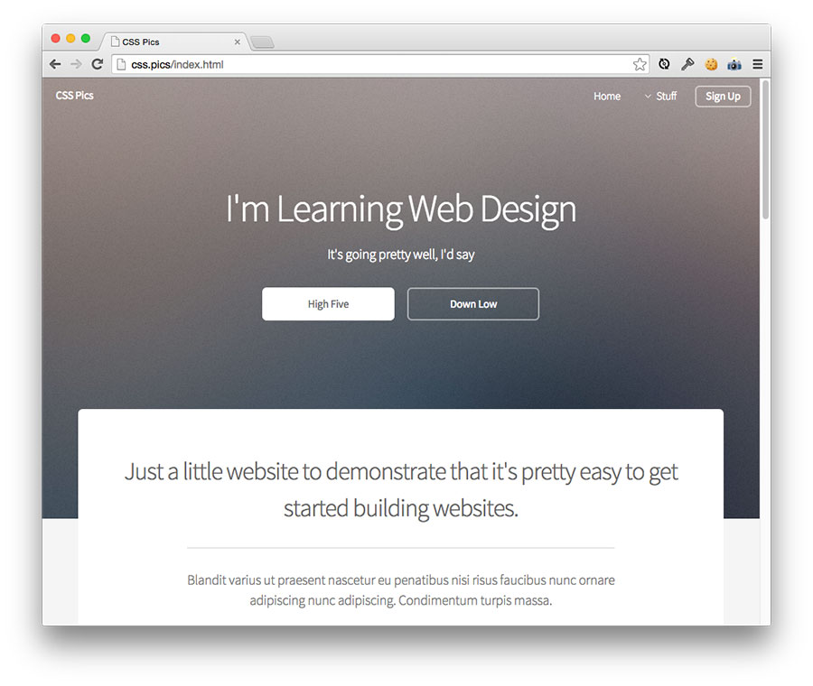 How To Get Started in Web Design | CSS-Tricks