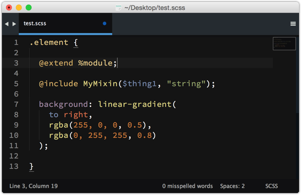 Sublime Text For Front End Developers Css Tricks