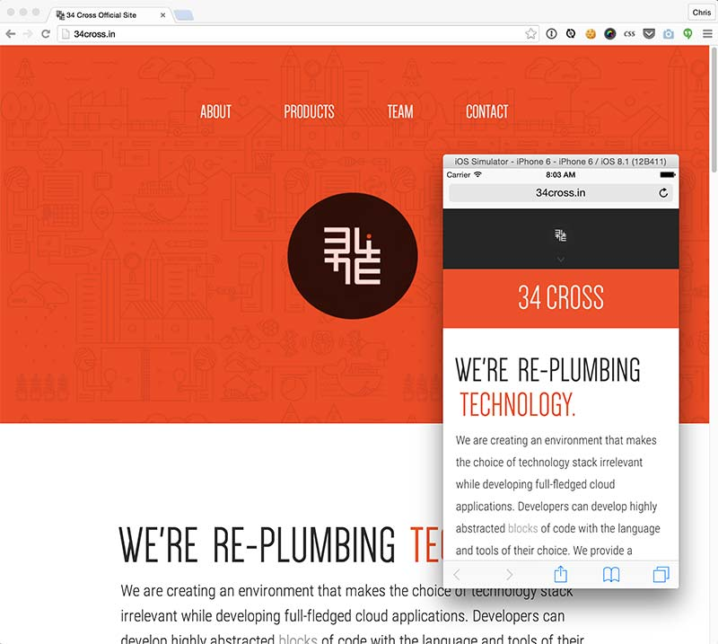 Tour of a Performant and Responsive CSS Only Site   CSS-Tricks