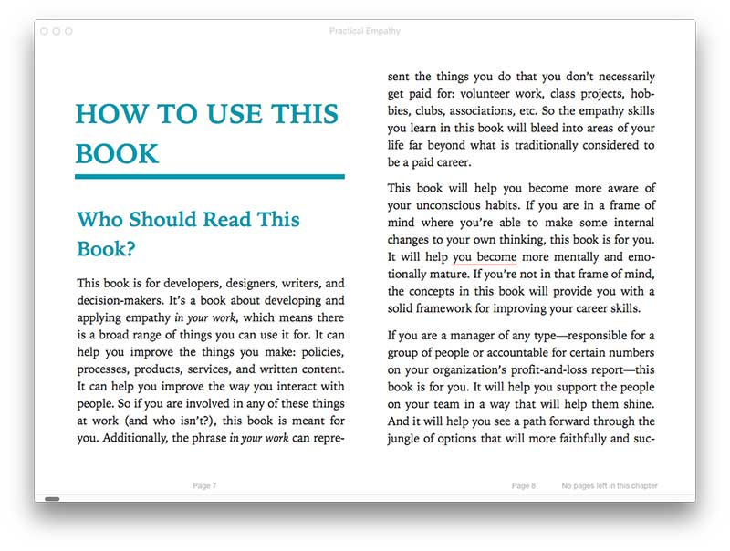 iBooks-like Layout with Light CSS/JS | CSS-Tricks