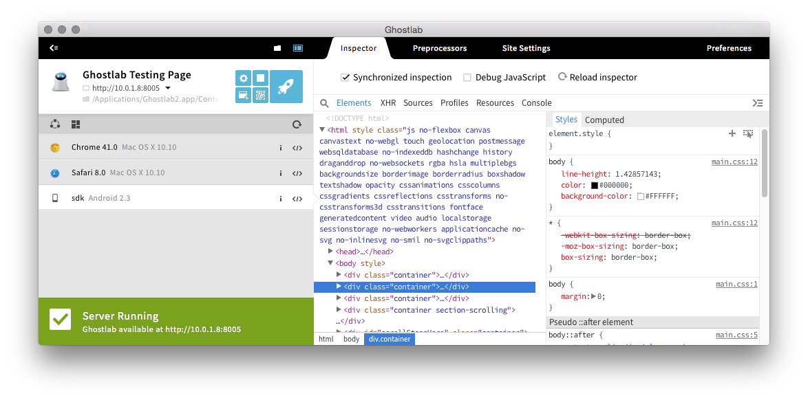 Using Chrome DevTools to Debug JavaScript in Any Browser with