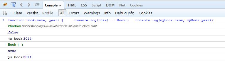 Understanding JavaScript Constructors | CSS-Tricks