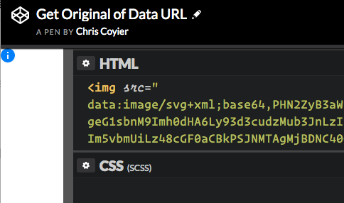 Get the Original Image from a Data URL | CSS-Tricks