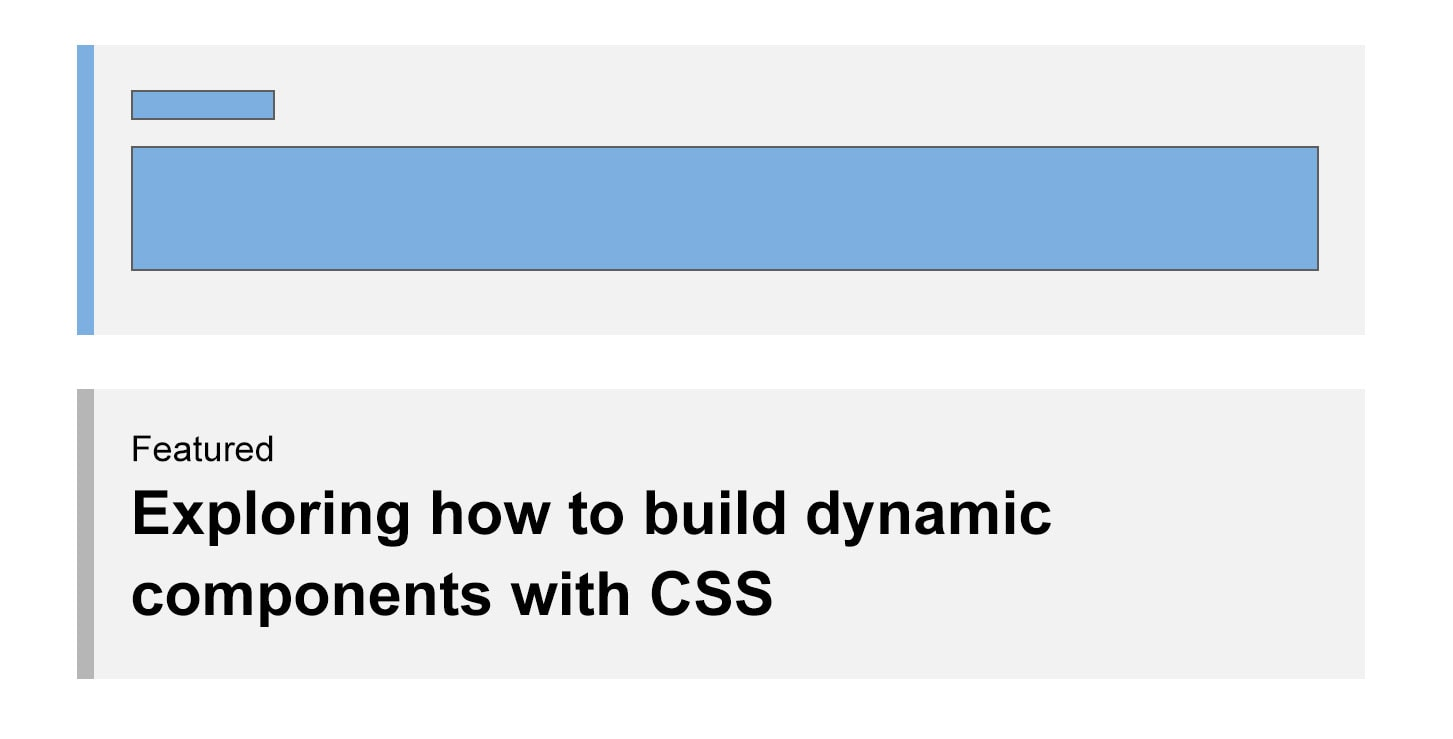 Building Resizeable Components with Relative CSS Units | CSS-Tricks