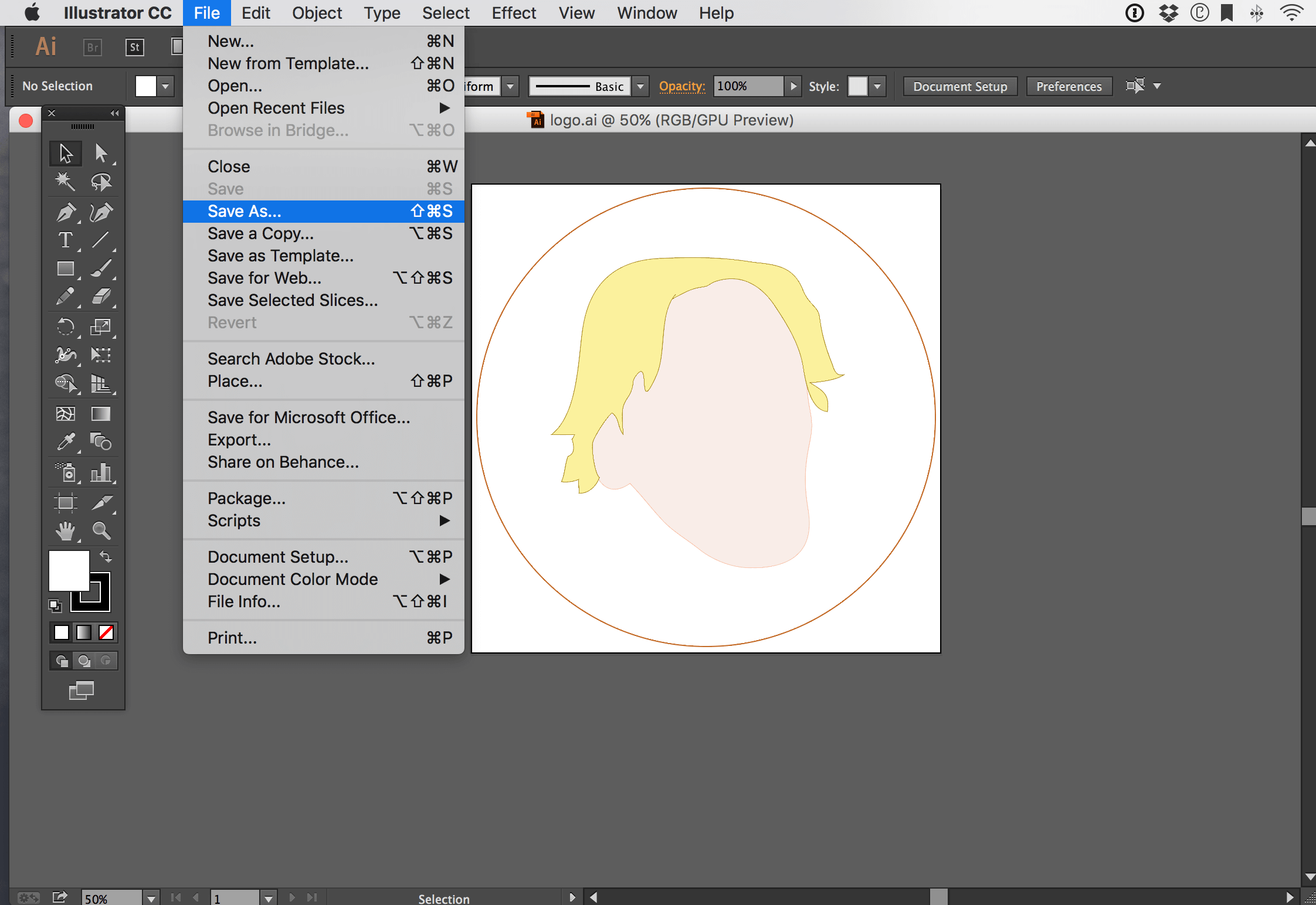 The Different Ways of Getting SVG Out of Adobe Illustrator