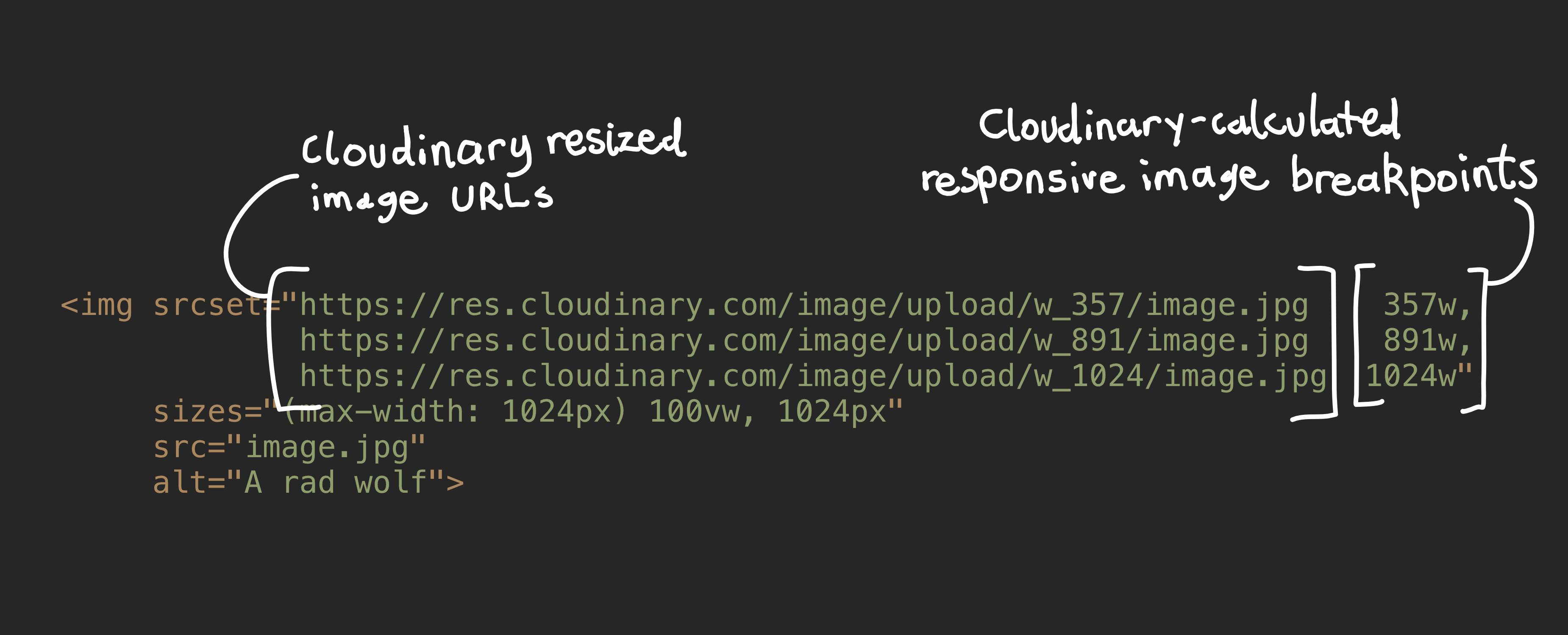 Responsive Images in WordPress with Cloudinary, Part 1 | CSS