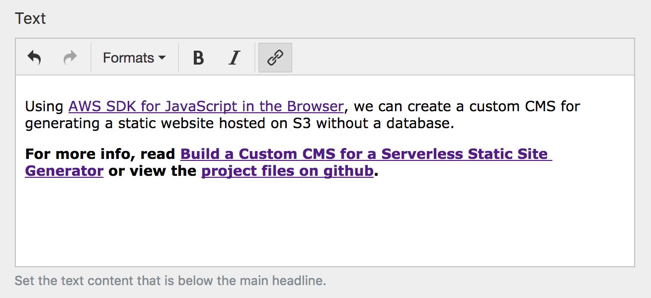 Build a Custom Serverless CMS: Part 2 | CSS-Tricks