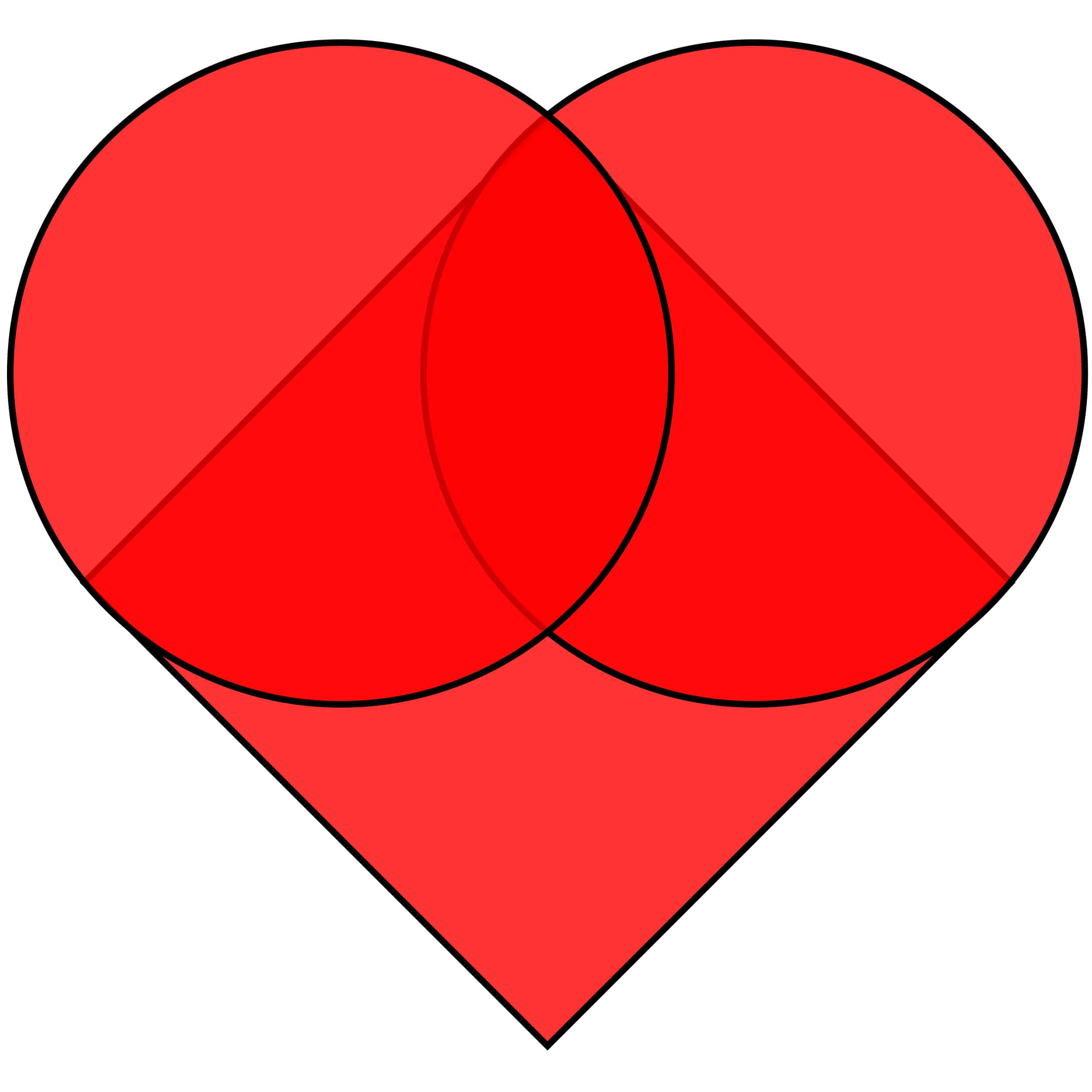 How To Make A Heart Shape Css Tricks