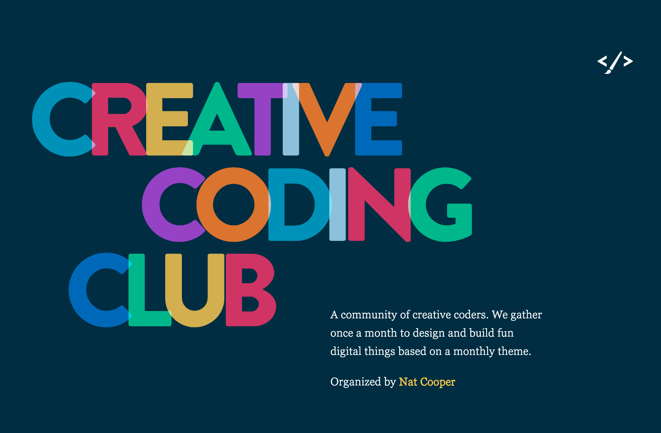 creative coding club css tricks