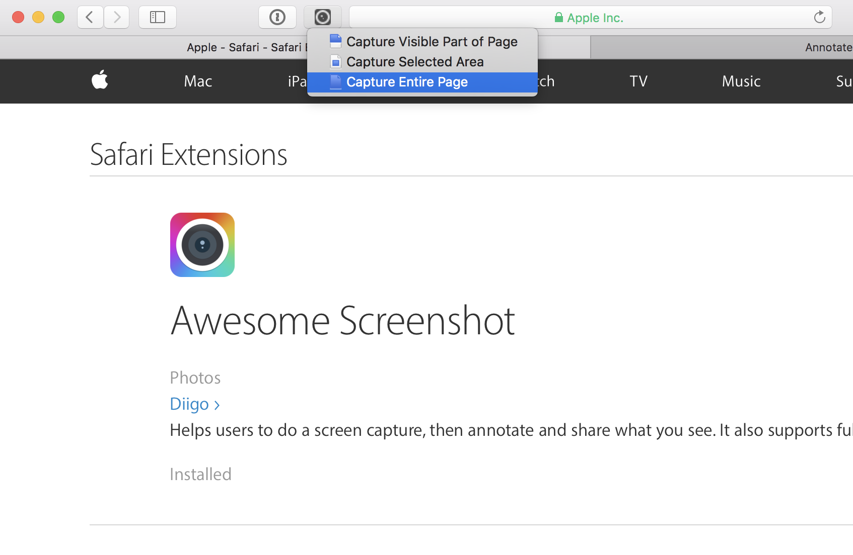 Full Page Screenshots in Browsers | CSS-Tricks