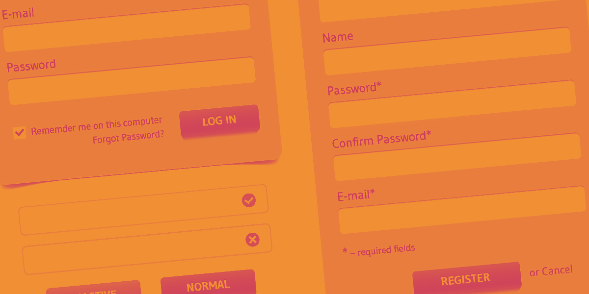 Don't Get Clever with Login Forms   CSS-Tricks