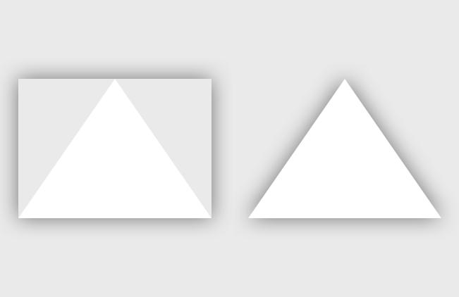Breaking down CSS Box Shadow vs  Drop Shadow | CSS-Tricks