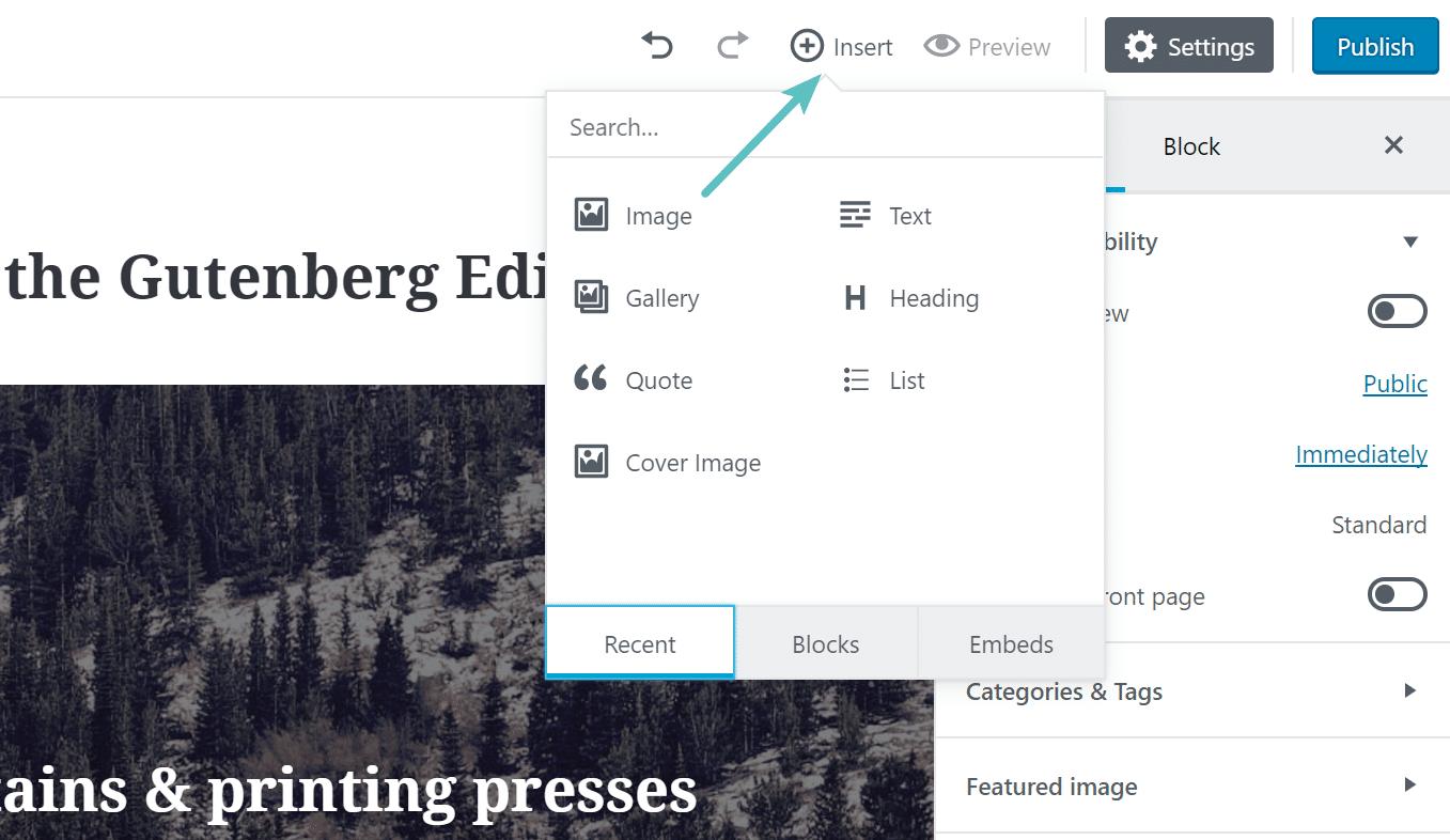 Gutenberg | CSS-Tricks