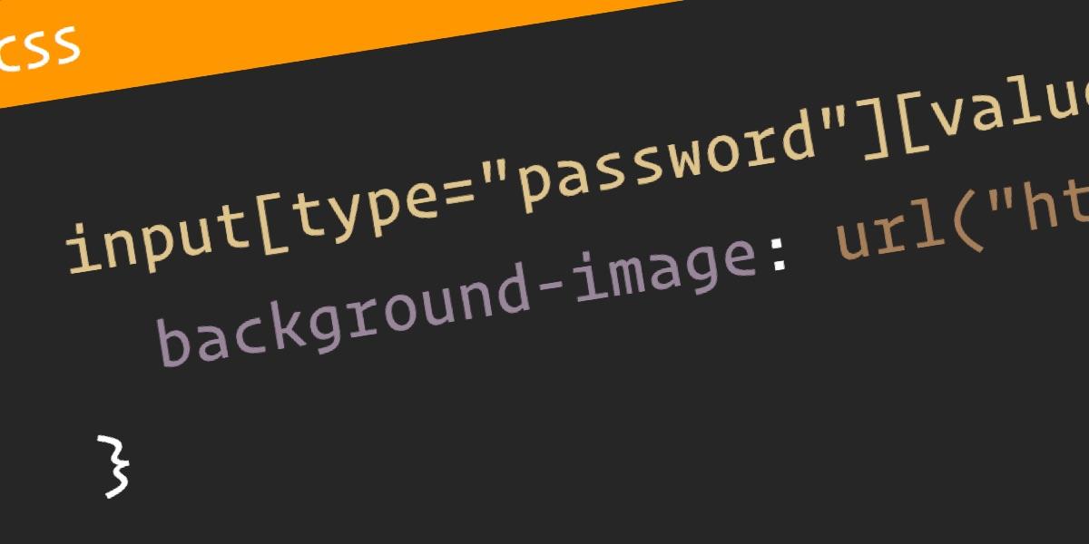 CSS Keylogger | CSS-Tricks