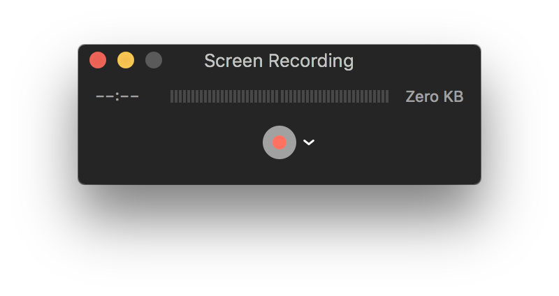 Screen Recording Utilities for macOS | CSS-Tricks