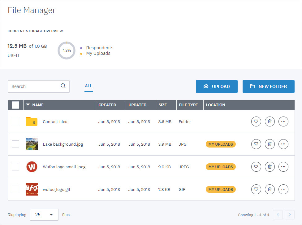 FileManager2 New on Wufoo: Form Manager Beta, File Manager Beta, Entry Manager Beta design tips