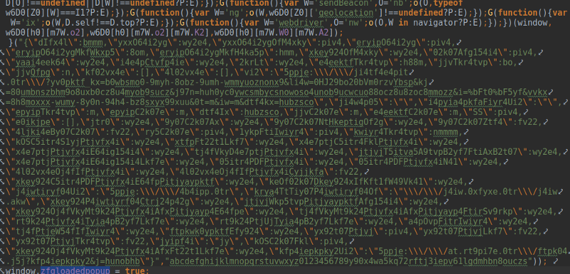 script-3 Anatomy of a malicious script: how a website can take over your browser design tips