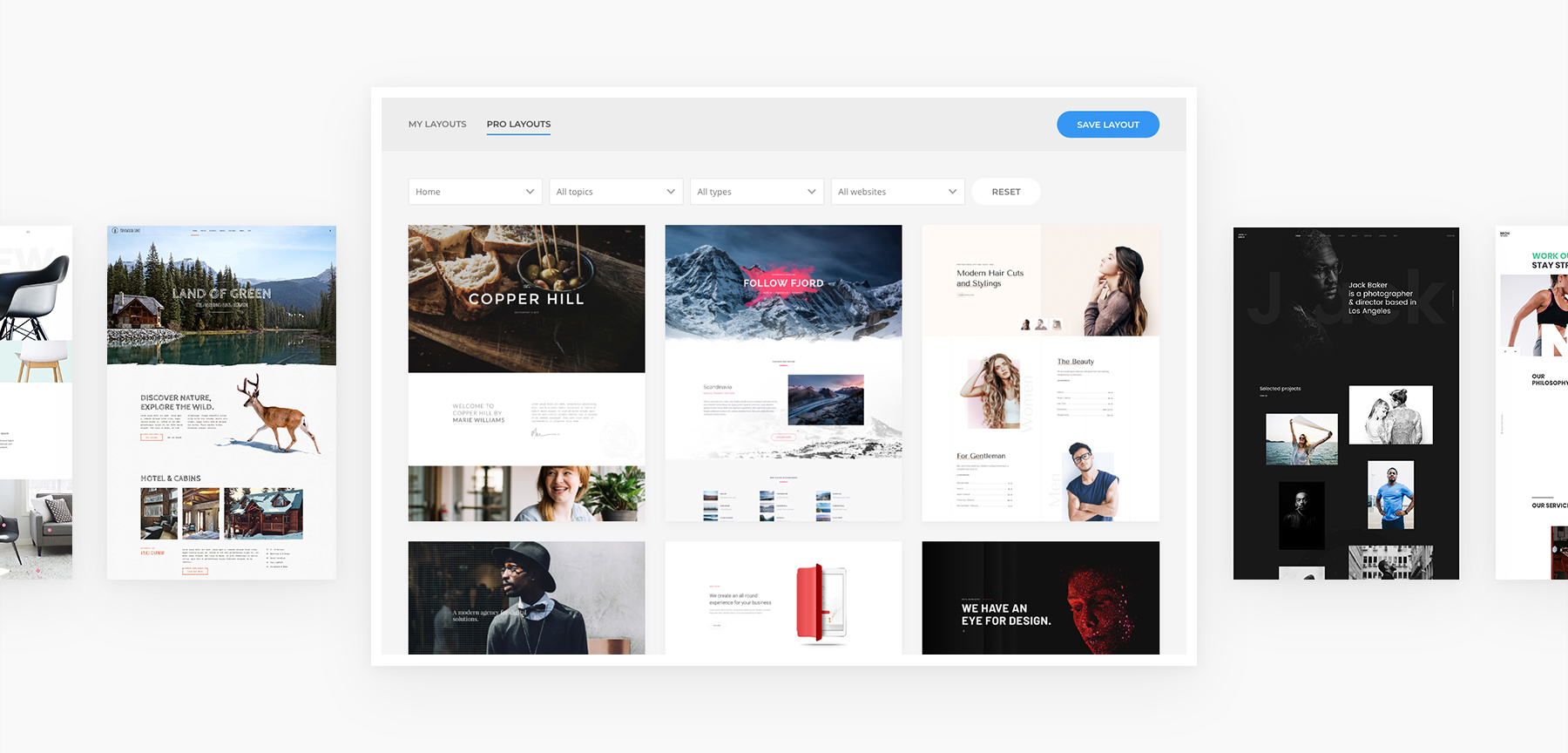 yootheme-pro-layout-library Introducing the YOOtheme Pro Page Builder design tips
