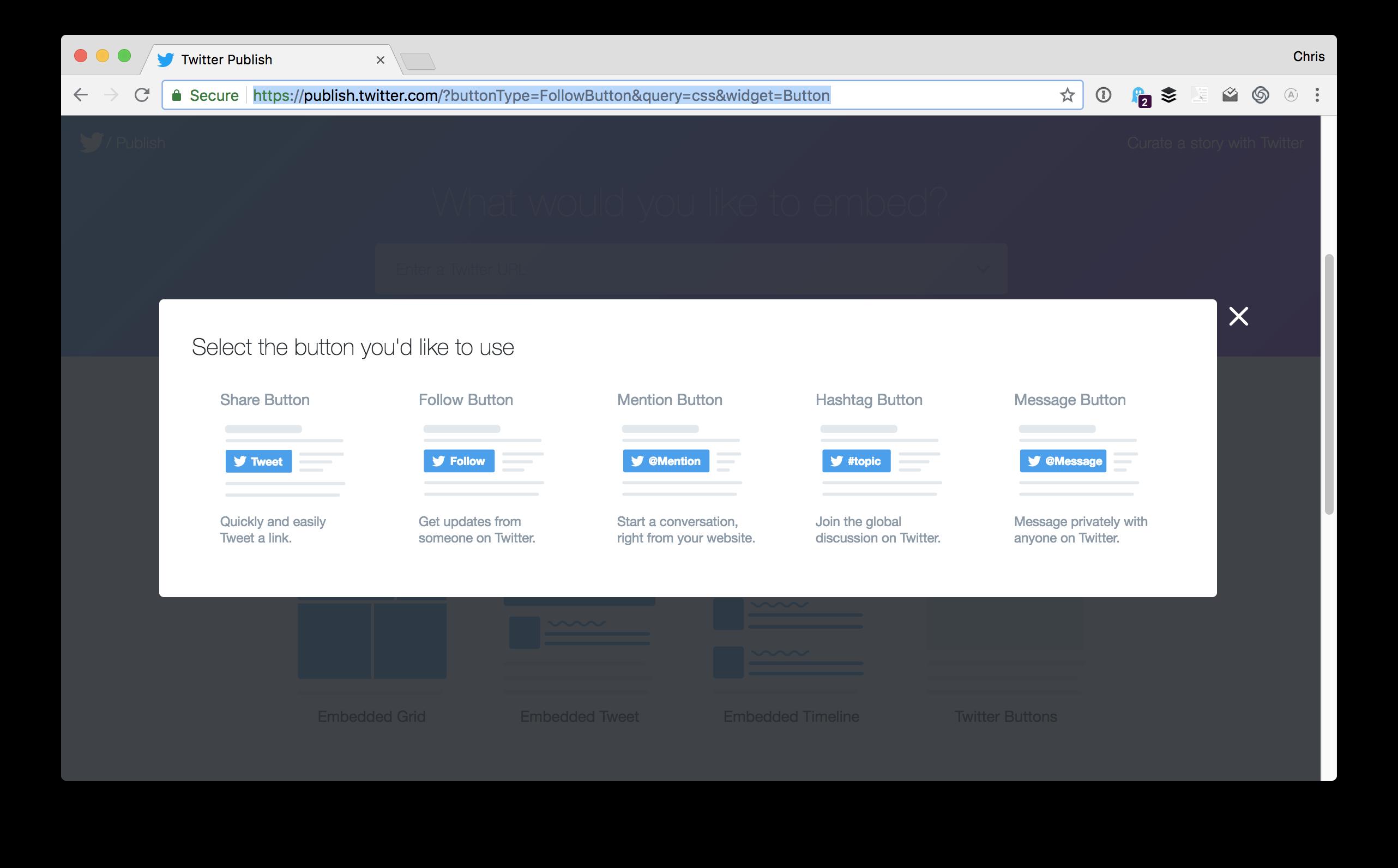 twitter-buttons Jetpack's Social Integration Features design tips