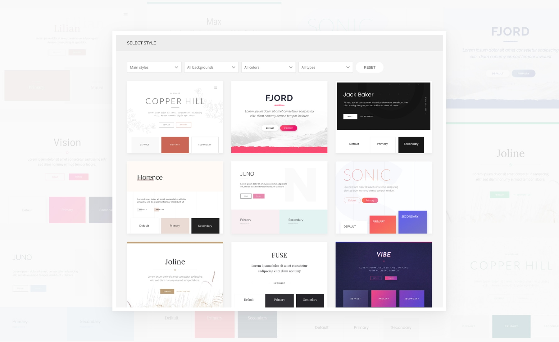 yootheme-pro-style-library Introducing the YOOtheme Pro Page Builder design tips