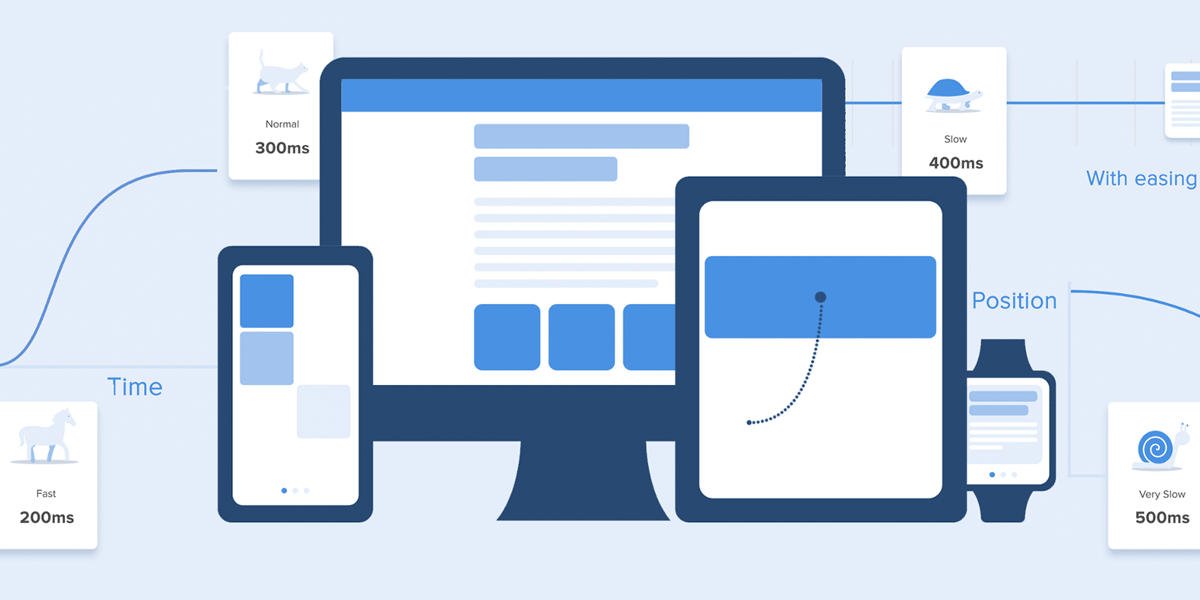 Material Design Animation Guides | CSS-Tricks