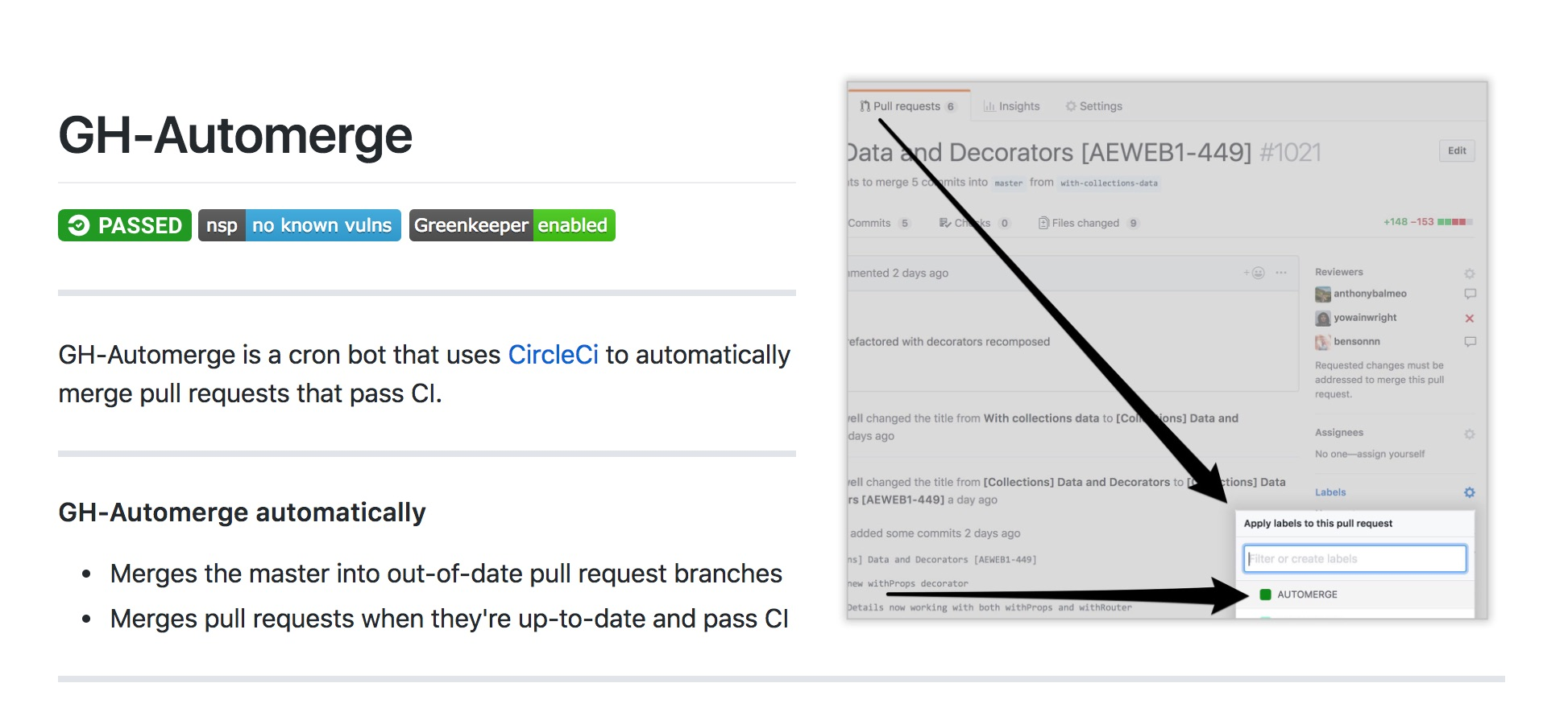 ci-07 Continuous Integration: The What, Why and How design tips