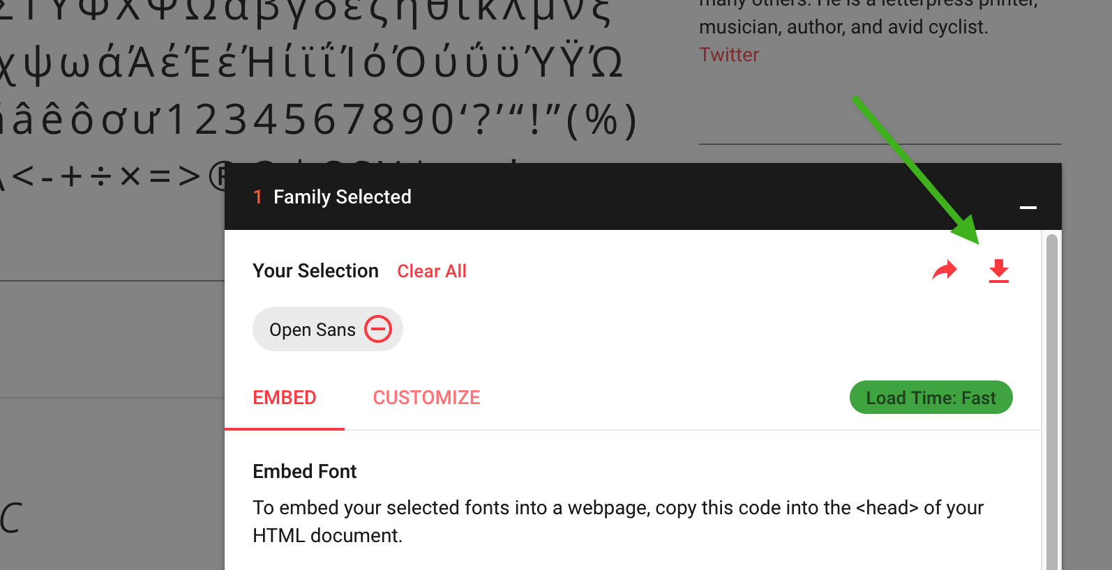 download-google-fonts Google Fonts and font-display design tips