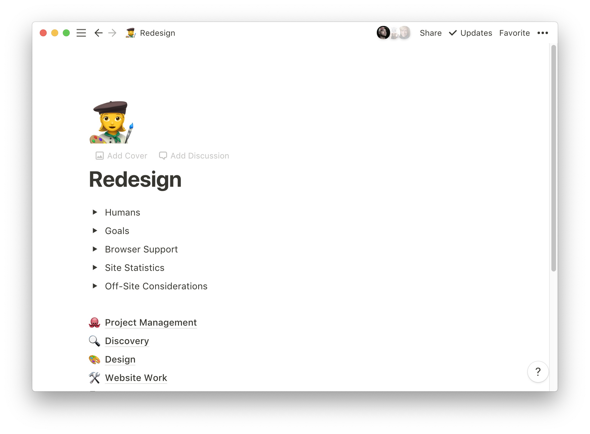 notion-redesign Design v17 design tips