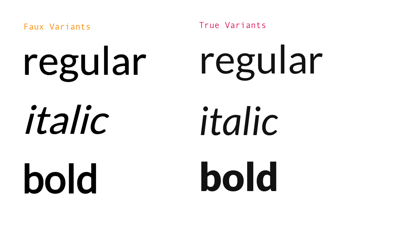 Typography for Developers | CSS-Tricks
