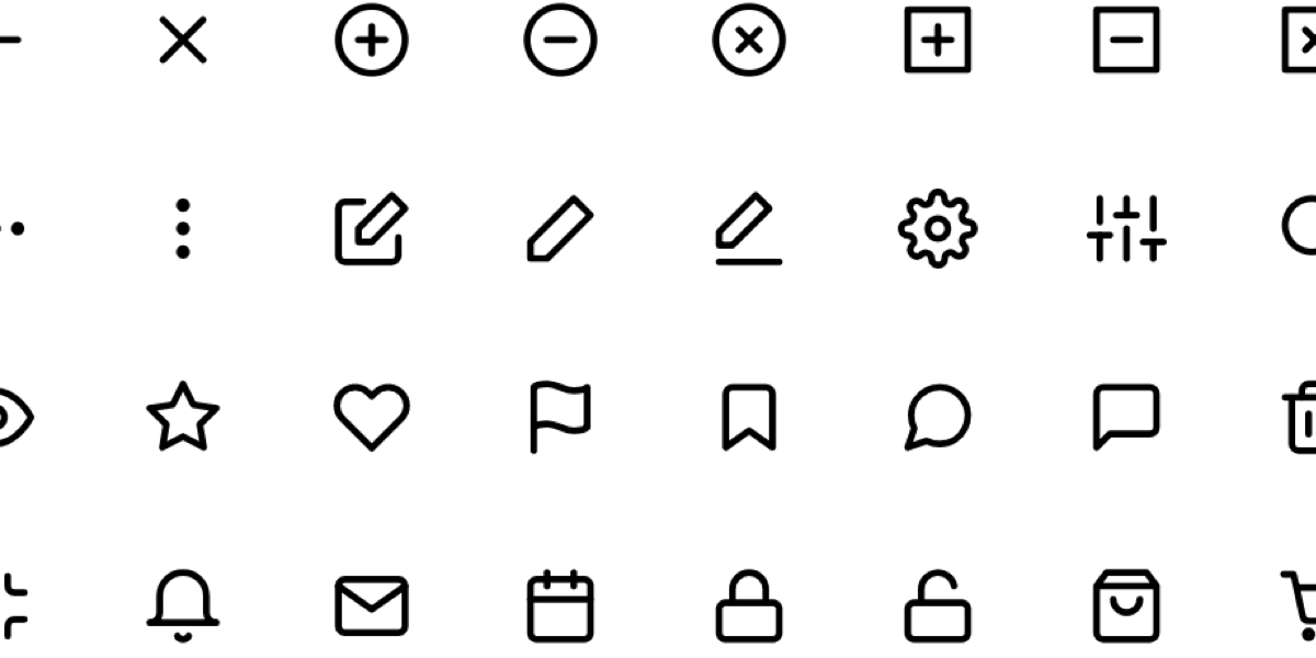 Creating a Maintainable Icon System with Sass
