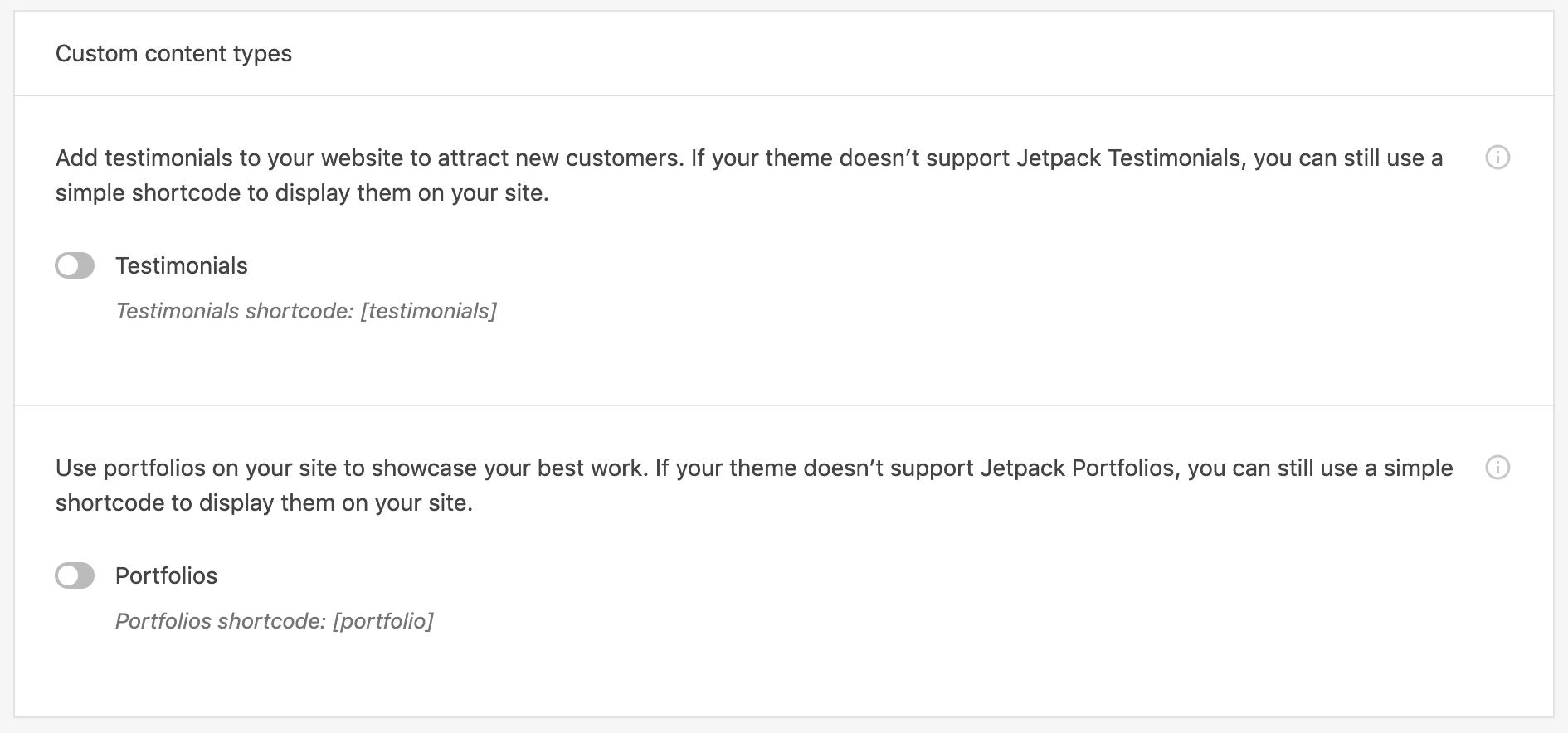 Using Jetpack to Accelerate WordPress Development