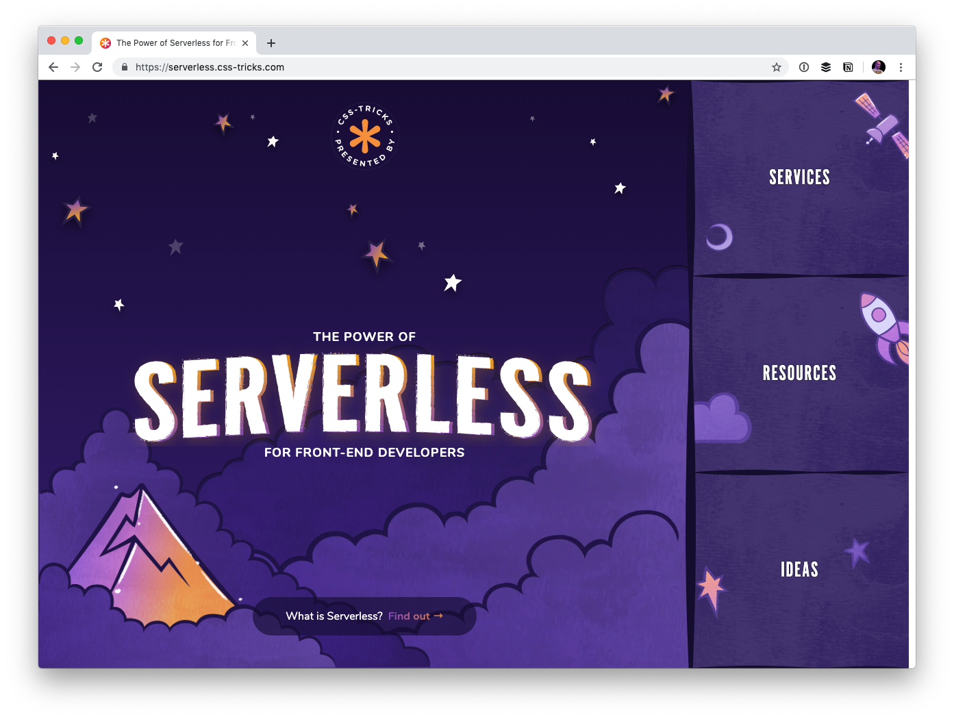 The Power of Serverless v2.0! (Now an Open-Source Gatsby Site Hosted on Netlify)