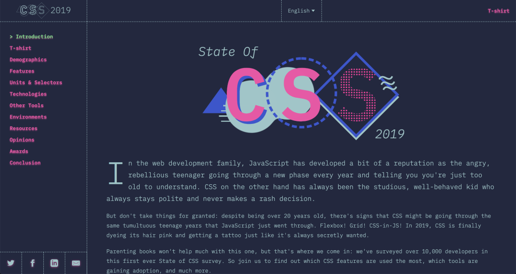Three Predictions From the State of CSS 2019 Survey