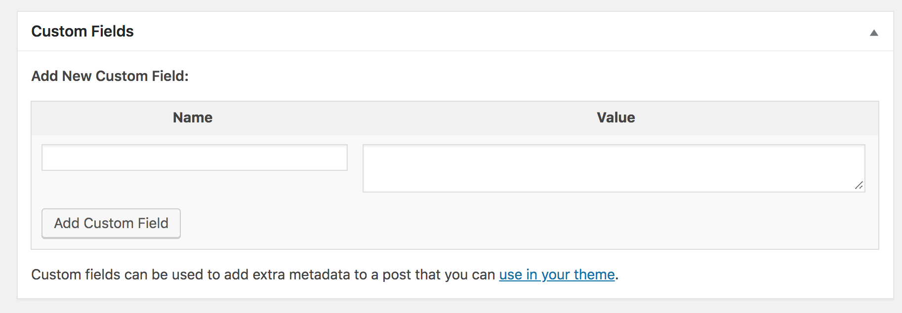 Managing WordPress Metadata in Gutenberg Using a Sidebar Plugin