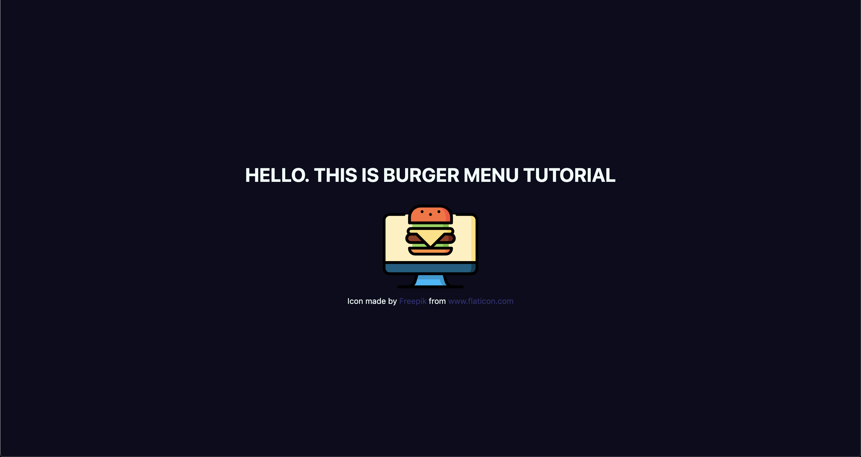 Hamburger Menu with a Side of React Hooks and Styled Components