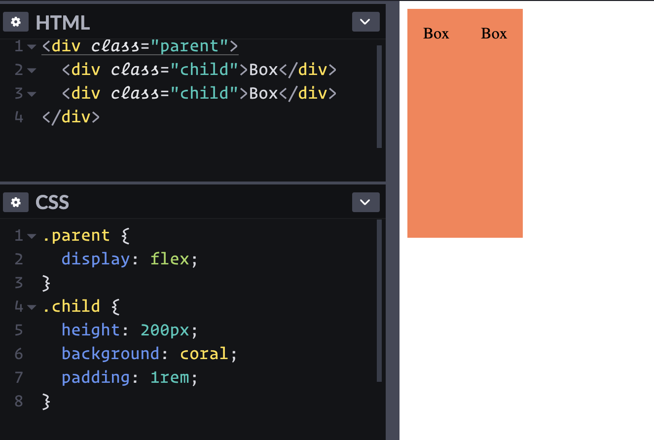 The Thought Process Behind a Flexbox Layout | CSS-Tricks